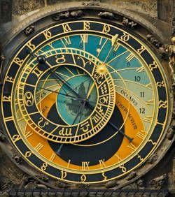 Prague - Horloge Astronomique