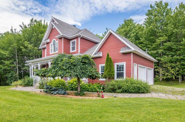 Maison à étages à vendre à Sainte-Catherine-de-Hatley (MLS:15783949) - Équipe Lafleur Davey - Agence Lafleur Davey