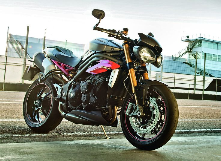 Triumph 1050 SPEED TRIPLE R 2016 - 22