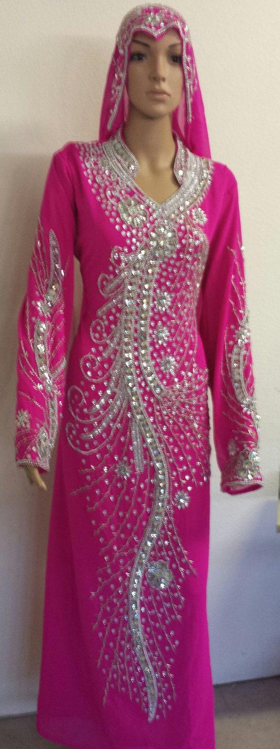 http://www.weddingstuff2014.com Very elegant dubai kaftan ...
