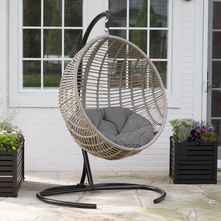 Unique Balcony Swing Chair
