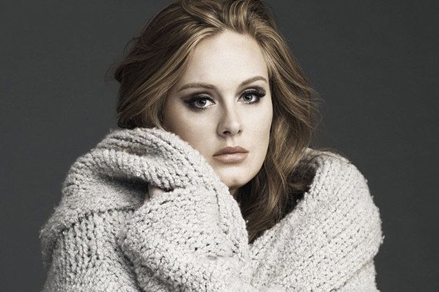 It's only been out for four days, but Adele's long-awaited third album, 25, is already breaking sales records. | Here's A List Of Wigs Adele Has Snatched This Week