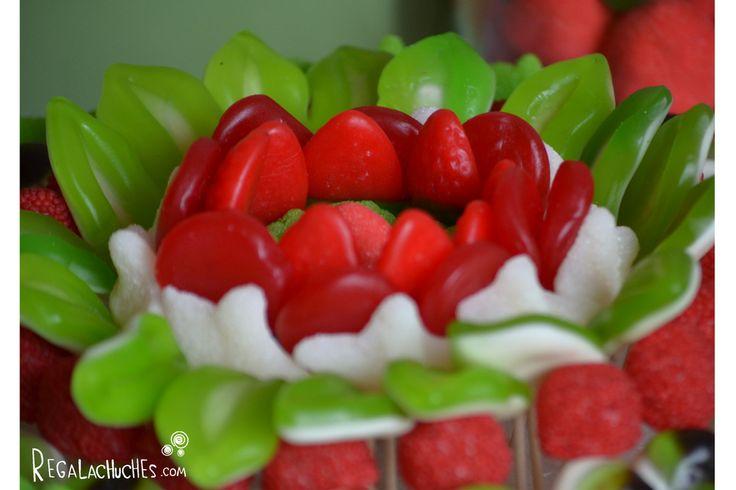Tarta de chuches para Candy Bar