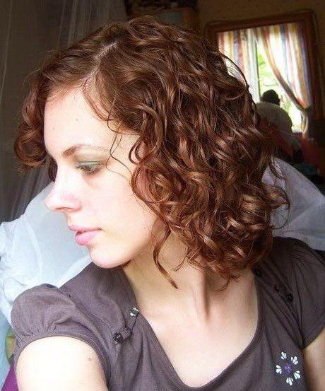 Afbeeldingsresultaat voor permanent halflang dun haar