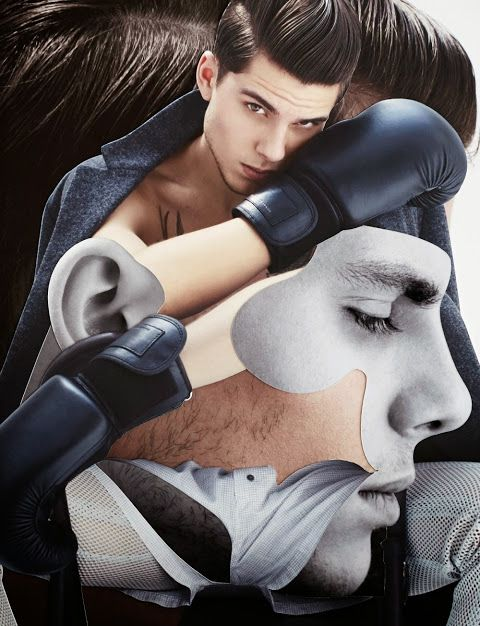 Lucas Valerdi by Damien Blottiere | Homotography