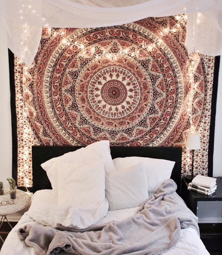 25 best ideas about tapestry bedroom on pinterest for Space themed tapestry