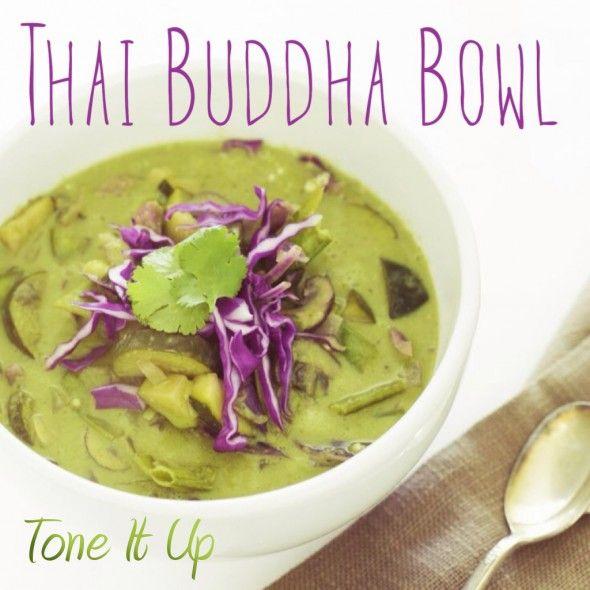 Tone It Up! Blog - ☀ BIKINI BITE Thai Buddha Bowl