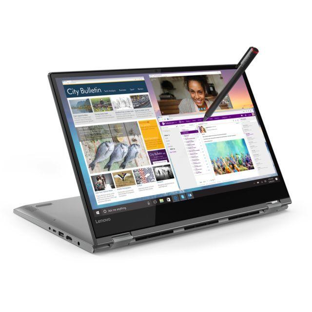 Pc Portable 44 Sur Lenovo Yoga 530 14ikb Onyx Black Chez Rueducommerce En 2020 Pc Hybride Lenovo Yoga Et Ordinateur Portable Lenovo