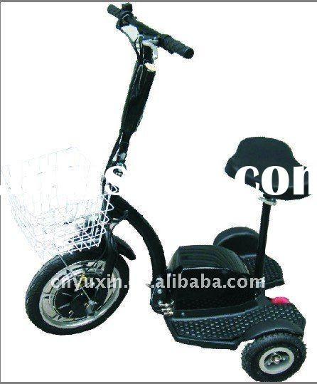 Three Wheel Bike And Motor Handicapped Ptv Seg Way 3