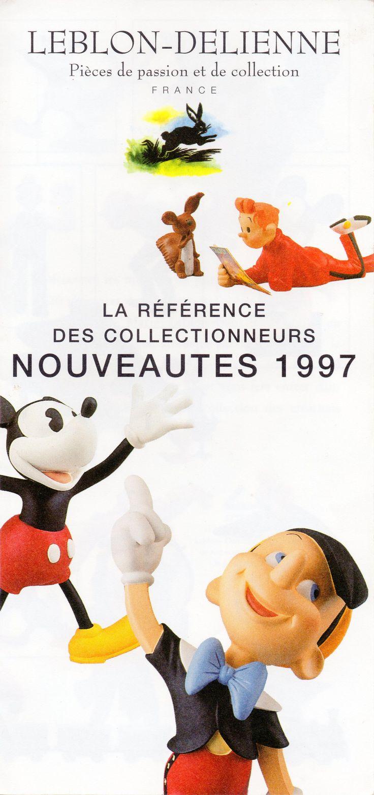 LEBLON-DELIENNE - Leaflet 1997