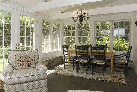 sunroom dining room diggs pinterest the ojays end of and fireplaces - Sunroom Dining Room
