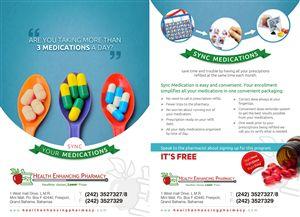 15 best top pharmacy brochure design templates images on for Pharmacy brochure template free