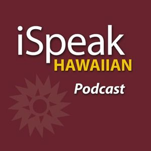 The iSpeak Hawaiian podcast is for Hawaiians, local businesses including the local broadcast and recording industries and for anyone who is truly interested in the Hawaiian culture and its mother tongue, ka ʻōlelo Hawaiʻi, the Hawaiian language. ʻŌlelo Ala Nuʻukia (Mission) To use the medium of podcasting to reach a worldwide audience providing a strong introductory foundation into the language, to help boost confidence and self-esteem ultimately fostering cultural pride and identity, to…