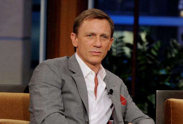 English actor Daniel Craig first caught American eyes in 2006, when he starred in Casino Royale as Bond... James Bond. (Getty Images for The Tonight Sho)