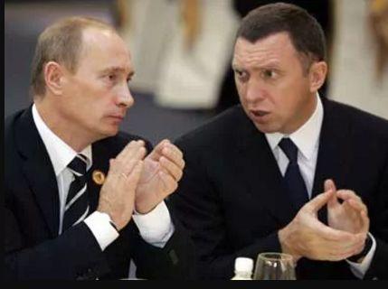 Russian oligarchs drug cartel