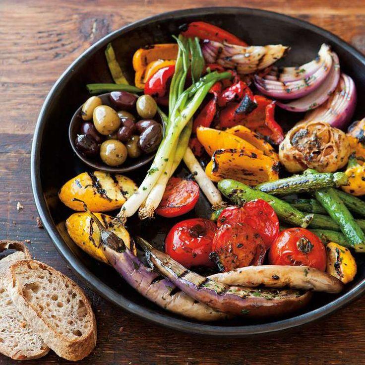 17 mejores ideas sobre verduras a la parrilla en pinterest - Parrilla de la vanguardia ...