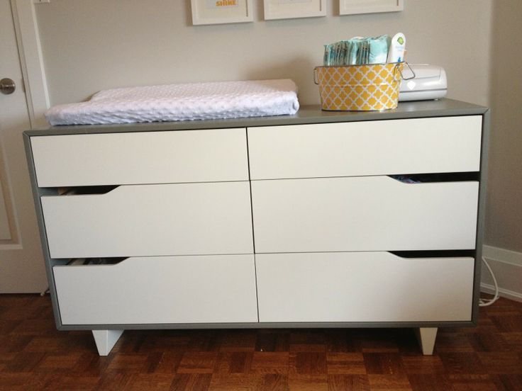 Ikea Waschtisch Mischbatterie ~ The Styled Child Ikea Mandal Dresser  DIY To go with Sparrow Oeuf