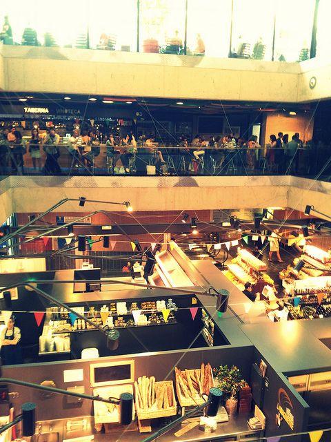 Mercado San Anton // Madrid