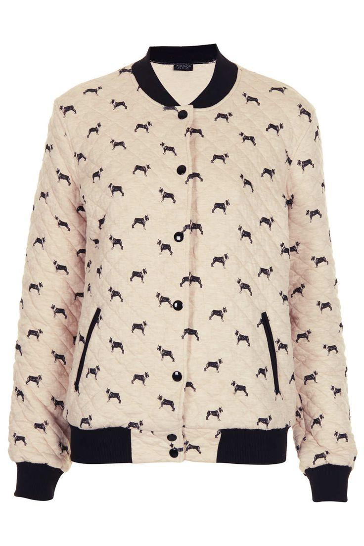 Dog Bomber Jacket-1 | Shopping | Pinterest