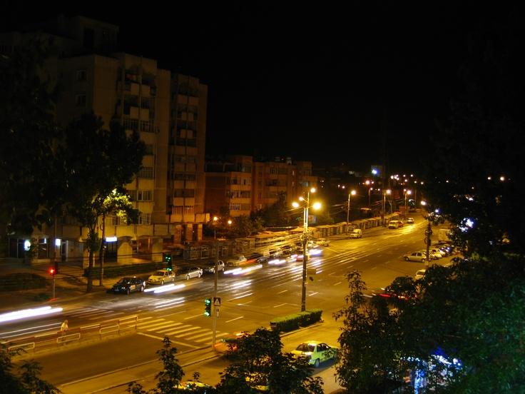 whispers of the night in Iasi, Romania.