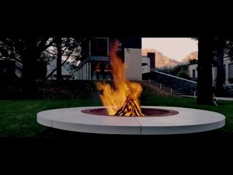 Palenisko na ognisko – magia żywiołu - Architektura, wnętrza, technologia, design - HomeSquare