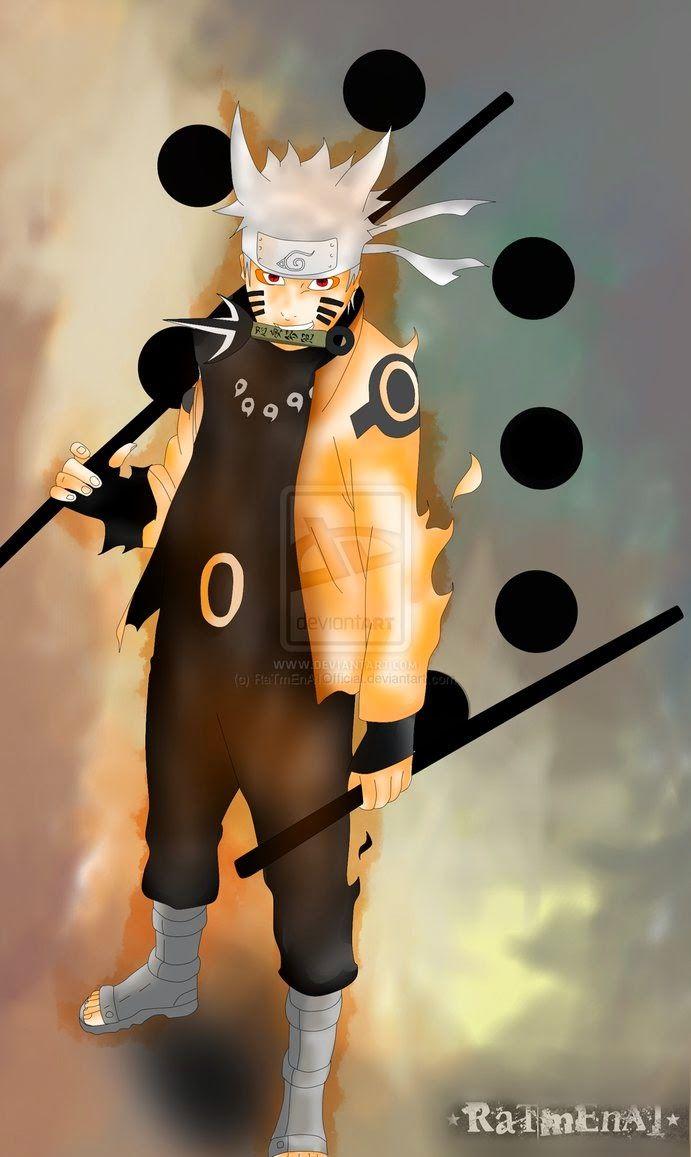 Kekuatan Baru Naruto dan Sasuke dari Rikoudu Senin | Victory Naruto