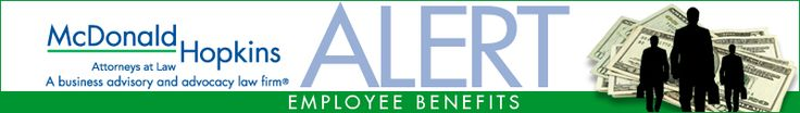 McDonald Hopkins :: Employee Benefits: IRS recognizes all legal same-sex marriages for federal tax purposes