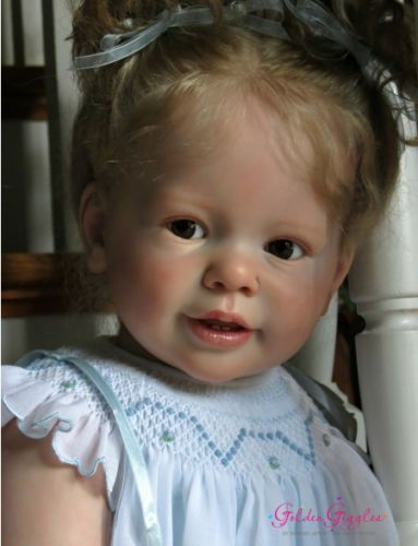 New-Reborn-Toddler-Doll-Kit-Katie-Marie-By-Ann-Timmerman-29-034-Body-Included