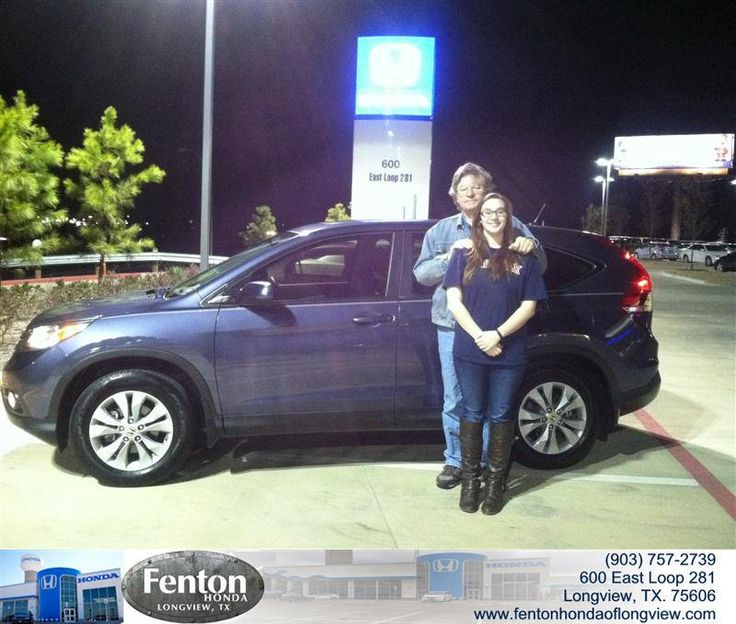 Congratulations to Robert Lee on your #Honda #CR-V purchase from Raul Hernandez at Fenton Honda of Longview! #NewCar