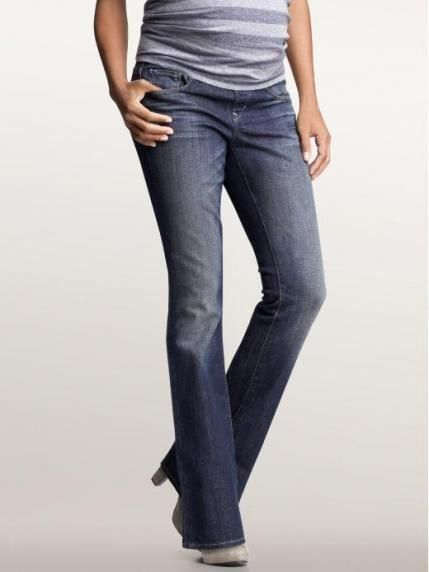 66c850b00ebfd Flattering Designer and Inexpensive Maternity Jeans   Parenting ...