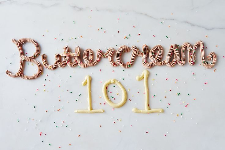 All About Buttercream & How to Make 6 Different Types on Food52