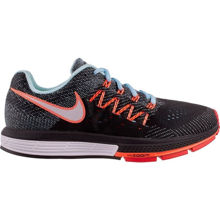 Nike Women's Air Zoom Vomero 10 Running Shoes, Size: 7.0, Black