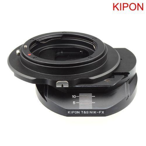 KIPON ニコンF AI AI-S マウントレンズ- FUJIFILM X マウントアダプター .ティルトシフト撮影用 KIPON, http://www.amazon.co.jp/dp/B00BWIQHFQ/ref=cm_sw_r_pi_dp_0Amksb0ZYVAQ6