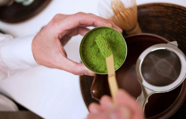 how to take green tea