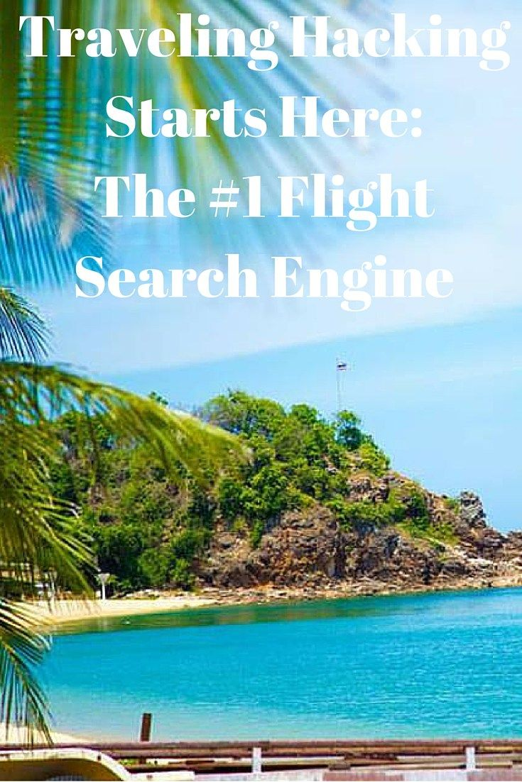 There is only one search engine that I use which gives me the flexibility to find the best flight deal - google flights! Find out more of why I love google flights so much!