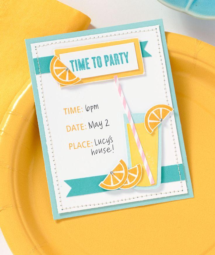 310 best Birthday Card Inspiration images on Pinterest Diy cards - fresh invitation card of birthday