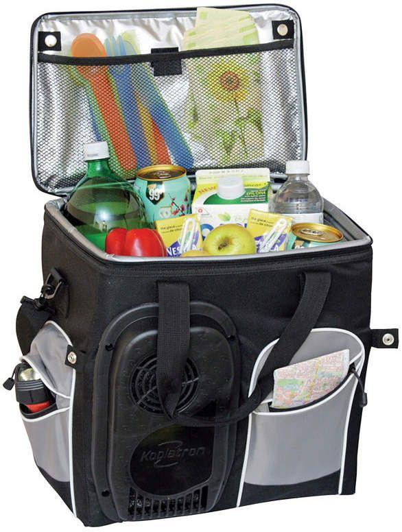 Koolatron Koolatron D25 12v Soft Bag Cooler Car Cooler Soft Sided Coolers Cooler Bag