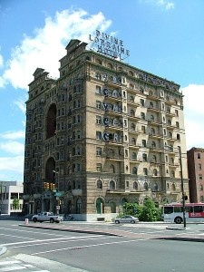 A mysterios buyer could save the Divine Lorraine Hotel in Philadelphia.