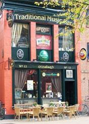 O'ceallaigh Irish Pub - Crew