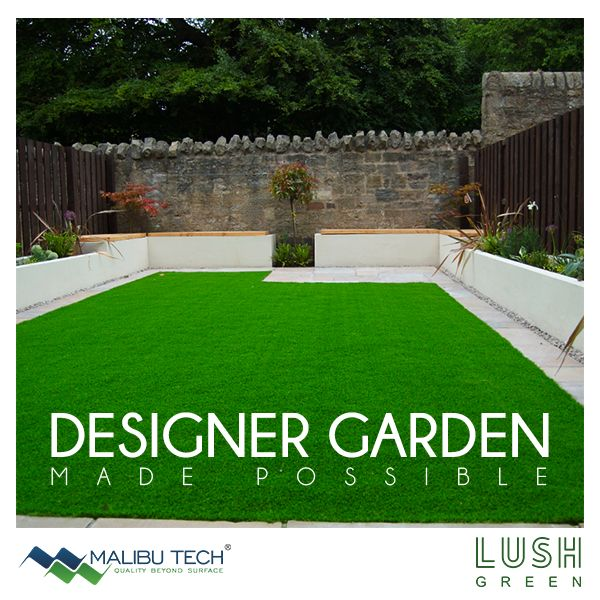 Your home can never be complete without a garden. So, say no to the old garden designs and embrace designer gardens made possible by Lush Green.