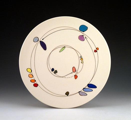 Plate, design 7 (2011), porcelain: http://freeceramics.com
