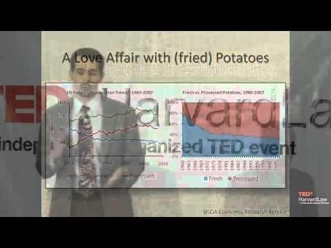 TEDxHarvardLaw - Stephan Guyenet - The American Diet
