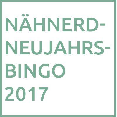 Nähnerd-Neujahrs-Bingo - Schneidersitz