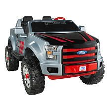 Mason's 3rd Bday Gift!! Pre Ordered but won't be released til OCT :(  So excited!! Fisher-Price Power Wheels Ford F-150 Extreme Sport