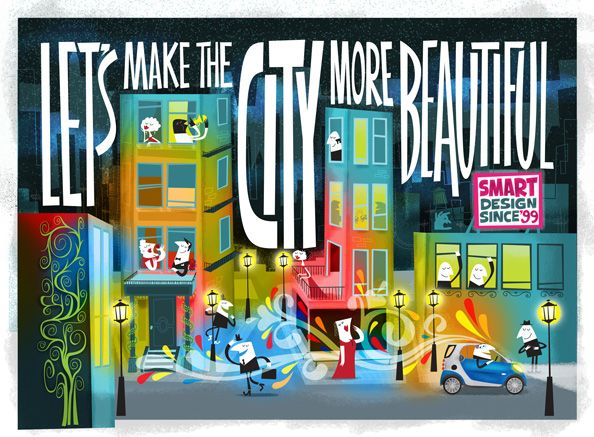 Let's Make the City Beautiful