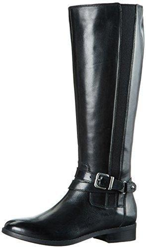 Oferta: 119.77€. Comprar Ofertas de Clarks Pita Vienna 261207614 - Botas altas para mujer, color Negro (Black Leather), talla 37.5 EU barato. ¡Mira las ofertas!