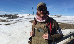 Standing Rock: arson accusation renews fear of police targeting military veterans | US news | The Guardian