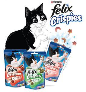 Essen mit dem man spielen darf?! Cool :) Ich glaube, ich will auch #Katzenfutter ;)