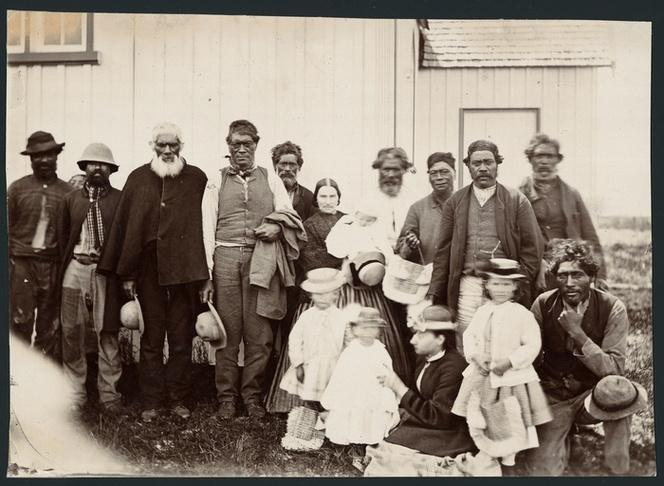 Sth Island Maori converts