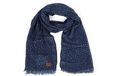 Frmoda.com - Armani Jeans Men's pashmina scarf new blue great gift